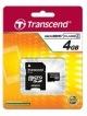 Transcend 4GB microSDHC CLASS 4