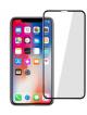 MM ochranné sklo 5D černé pro iPhone 11